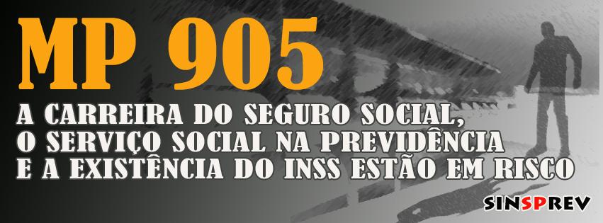 A carreira do Seguro Social, o Serviço Social na previdência e a existência do INSS estão em risco