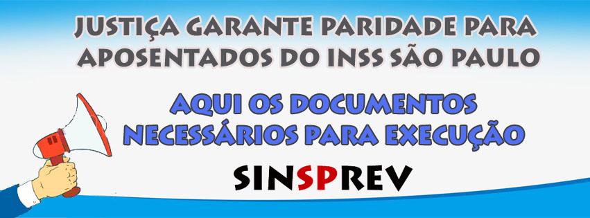 Justiça garante paridade para aposentados do INSS São Paulo